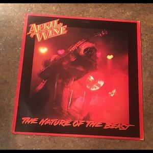 Other - April Wine The Nature Of The Beast Vinyl LP Album